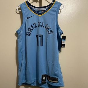 NBA Official Memphis Grizzlies Jersey